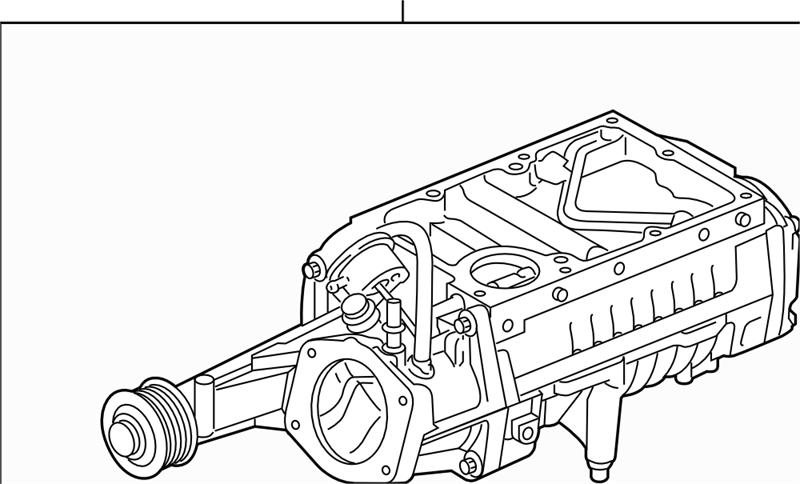2010-2013 Range Rover SuperCharger (5.0L Sport