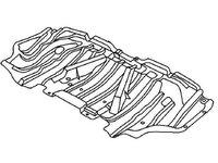2003-2012 Range Rover Engine Under Cover (4.4L HSE & 4.2L
