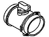 2003-2005 Range Rover HSE Mass Air Flow Sensor