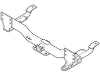 2006-2012 Range Rover Factory Trailer Hitch (4.4L HSE, 4