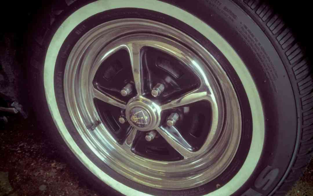 Rover P5 and P5B Wheels and Tyres