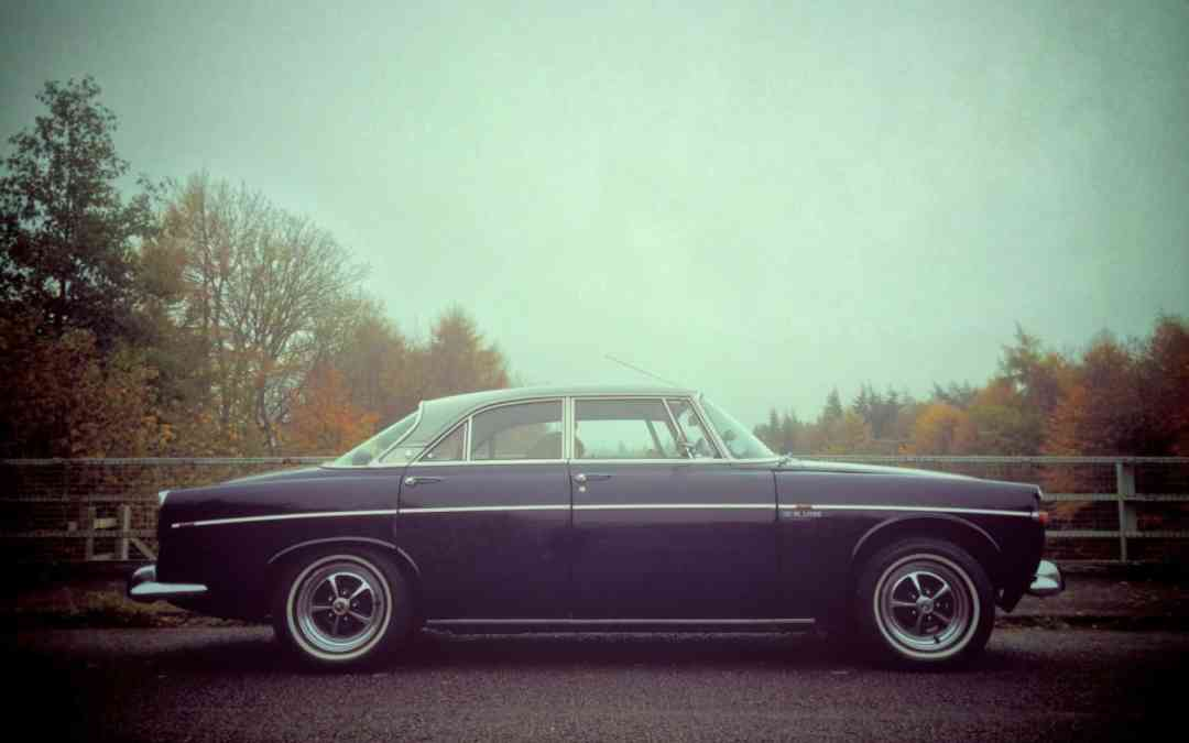 Rover P5B For Sale: 0001