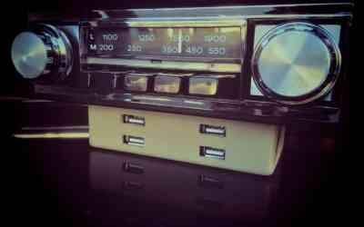 Fitting a Radio to a Rover P5 or P5B