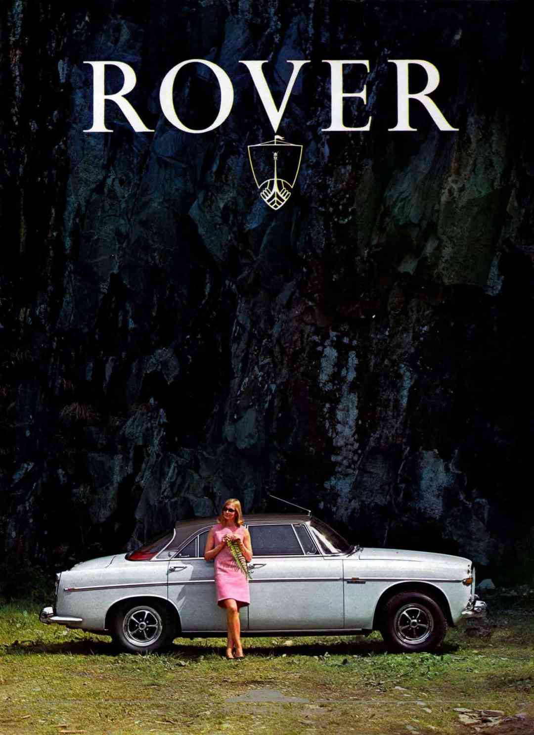 Brochure - 1967 - Rover - Front Cover