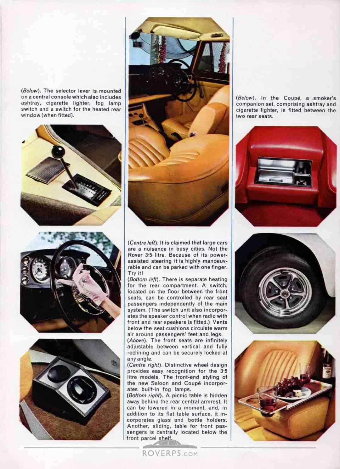 Brochure - 1967 - Rover - Page 07