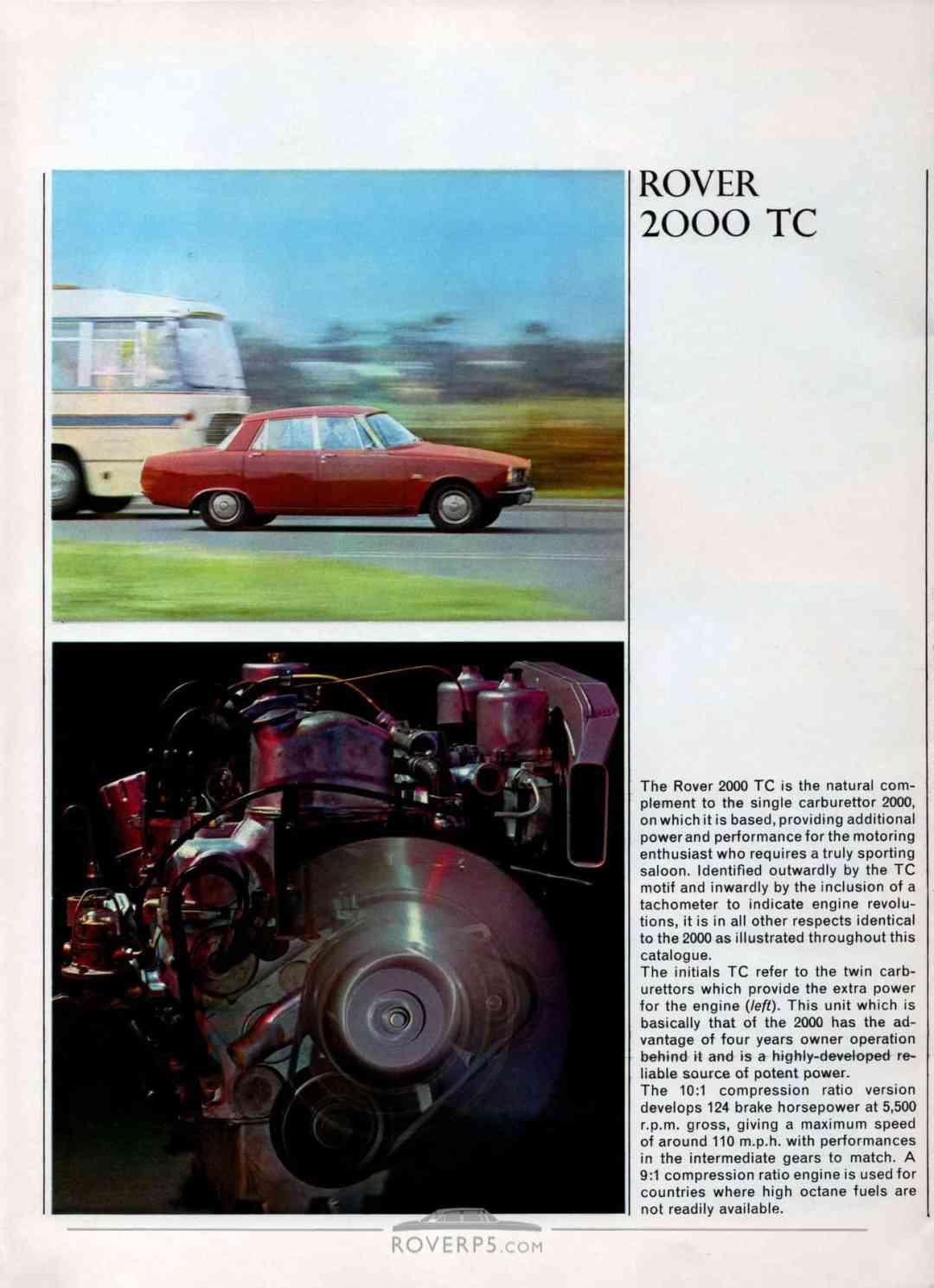 Brochure - 1967 - Rover - Page 12