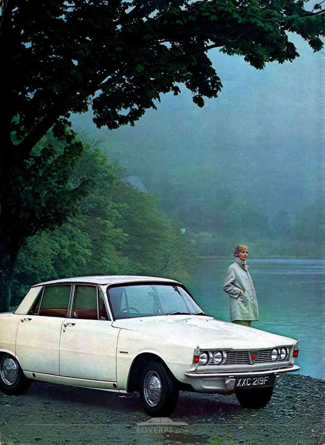 Brochure - 1968 - Rover - Page 01