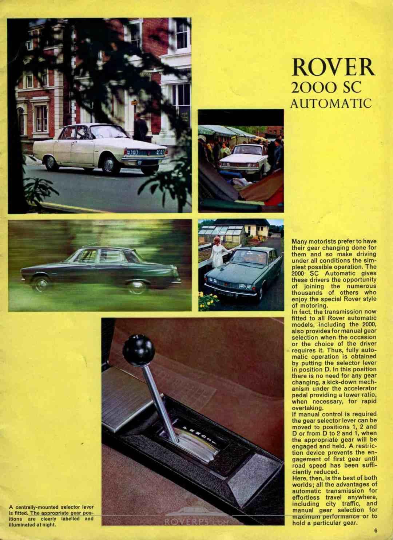 Brochure - 1968 - Rover - Page 06