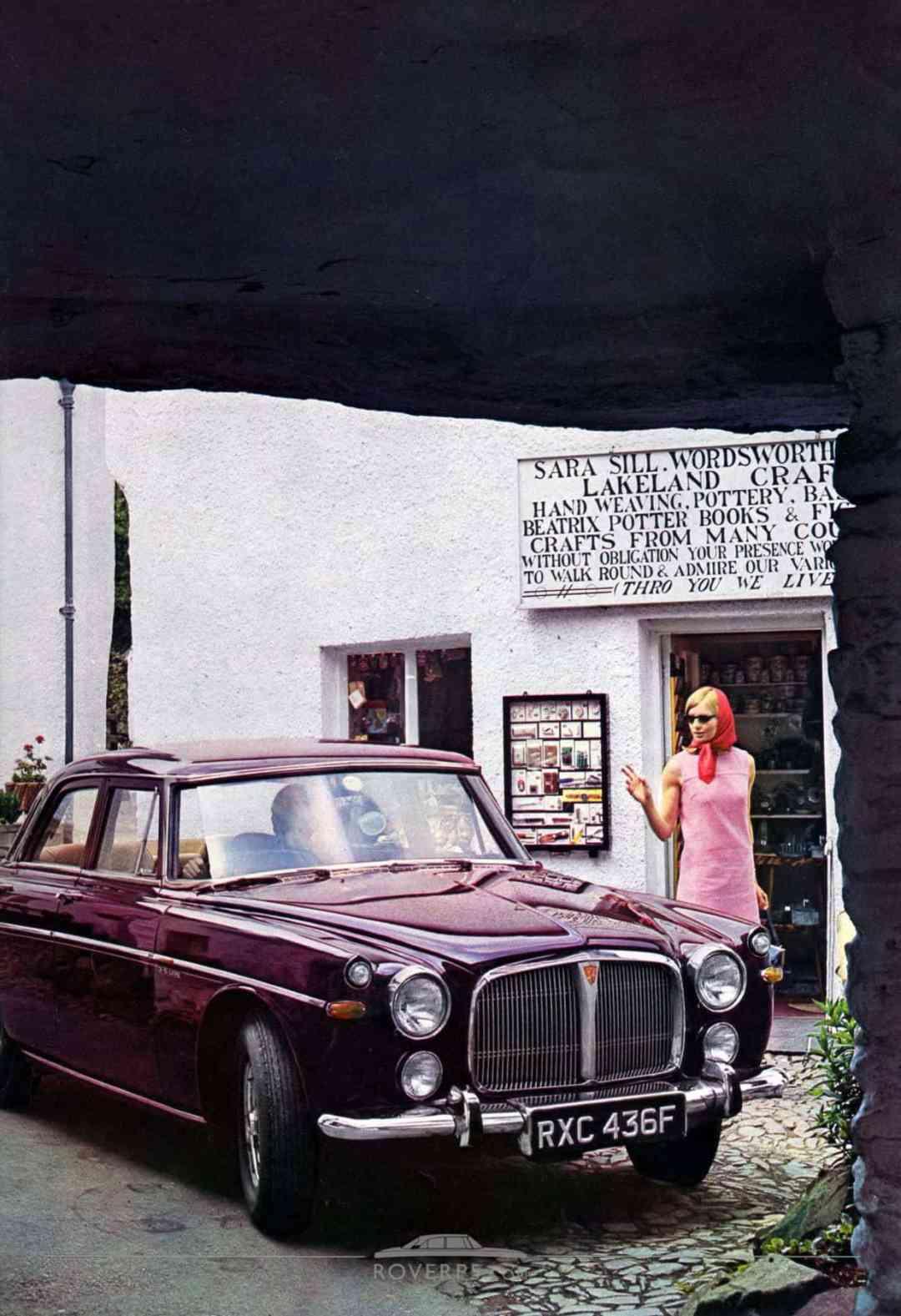 Brochure - 1968 - Rover - Page 09