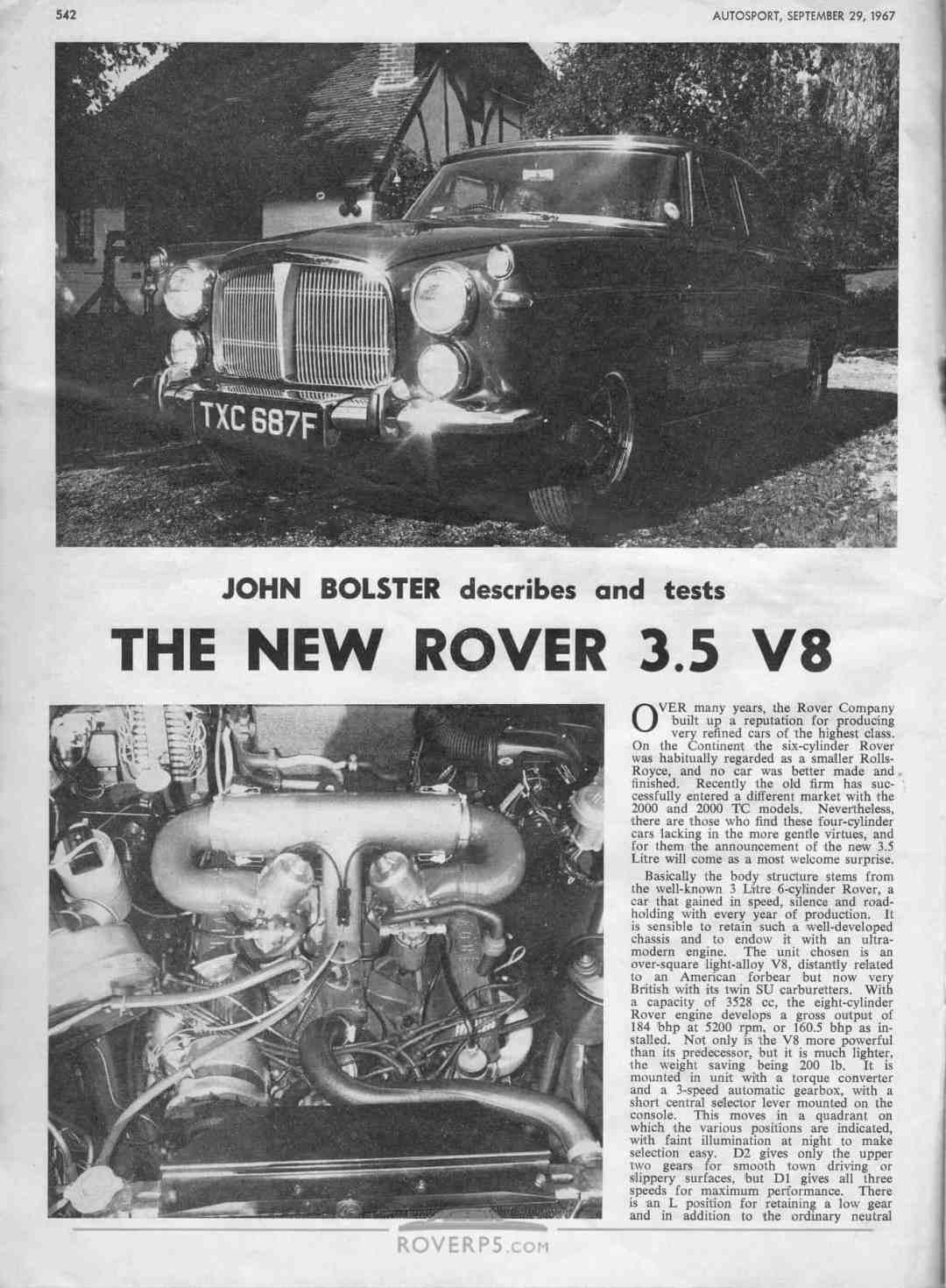 Magazine - 19670929 - Autosport - Page 542
