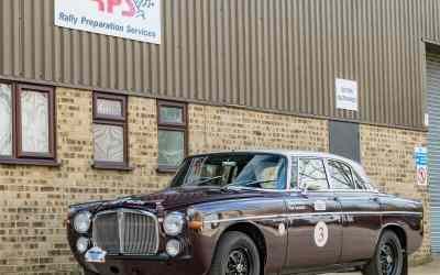 Like Rallying? Got £55K? Rover P5B Coupe Classic Endurance Rally Car