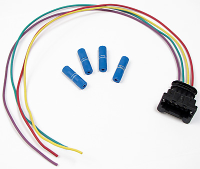 Wiring Harness Kit American Autowire Mustang Comp Wiring Classic