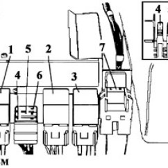 Horn Wiring Diagram With Relay Telephone Socket Bt Identifying Fuses On The Range Rover Classic