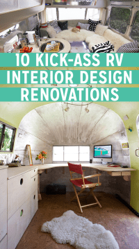 10 Kick-Ass RV Interior Design Renovations - RoverPass