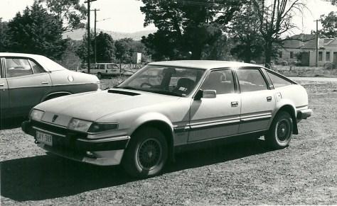 DSC_0011 1985 Rover 3500 SE Koorawatha 19-4-1987
