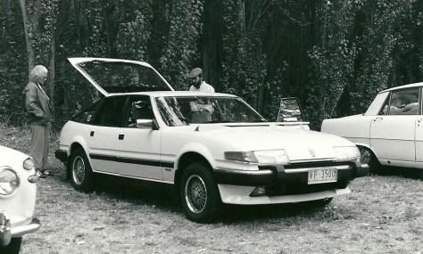 DSC_0015 1985 Rover Vanden Plas 3500 Belair SA 30-3-1986