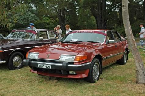 DSC_0562 1985 Rover 3500SE Burradoo 28-10-2007