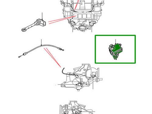 LAND ROVER BLOWER MOTOR REGULATOR RESISTOR RANGE ROVER 03