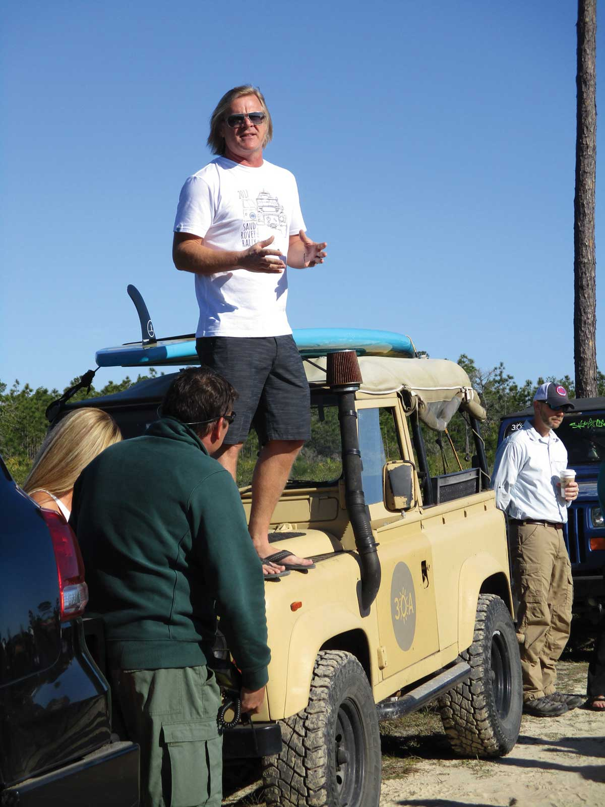 Where the Rovers Are – Sand Rover Rally 2017 Rovers Magazine