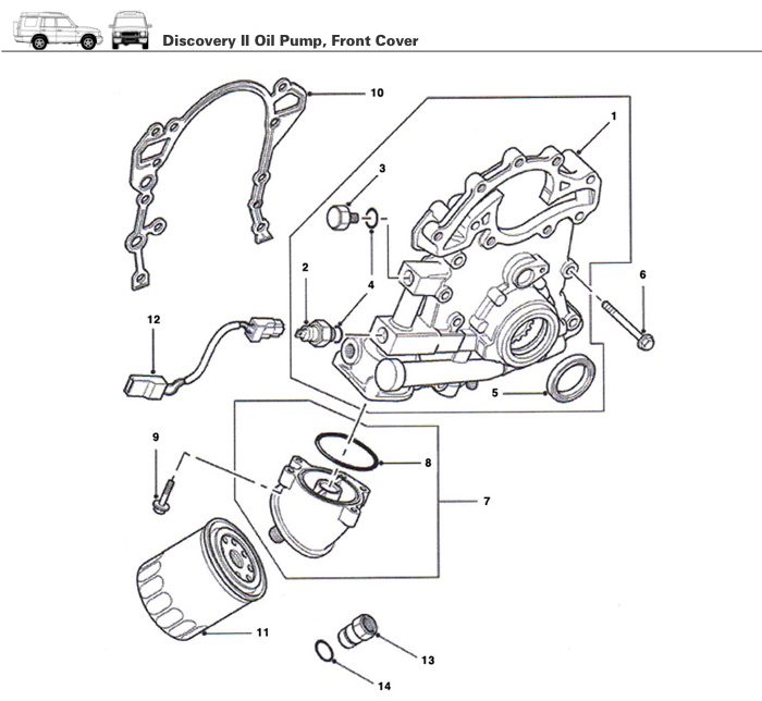 discovery 300tdi engine diagram