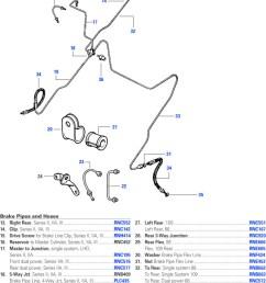 land rover series ii iia and iii brake lines [ 700 x 1168 Pixel ]