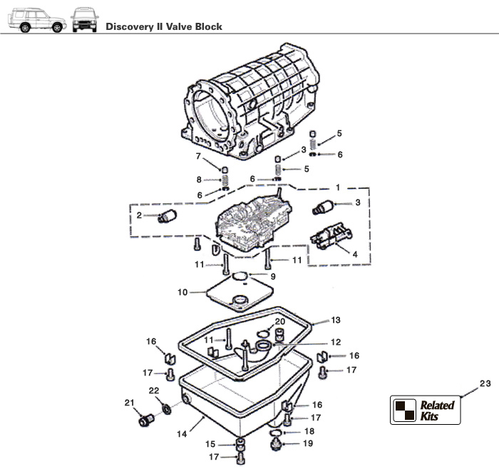 1995 Range Rover Classic Fuse Box Diagram