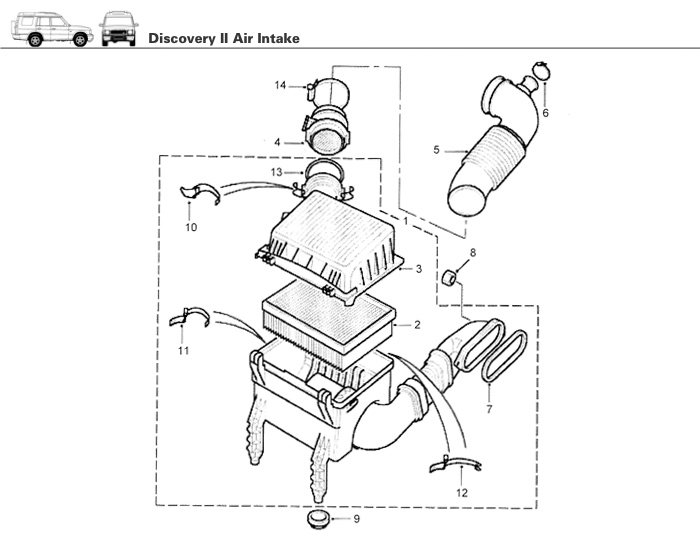 Range Rover L322 Wiring Diagram