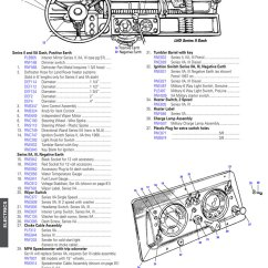 Land Rover Discovery 3 Radio Wiring Diagram Four Way Light Switch Series Ii, Iia, Iii, Electrical Dash | Rovers North - Parts And Accessories Since 1979