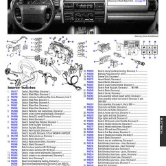 Land Rover Discovery 4 Trailer Plug Wiring Diagram Mg Tf Ii Electrical Switches And Relay Rovers North Relays