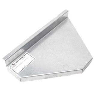 Land Rover Series II, IIA, & III Bulkhead Repair Panels