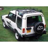 Discovery II Roof Racks and Ladders