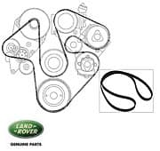 Service manual [Serpentine Belt Change On A 2009 Land