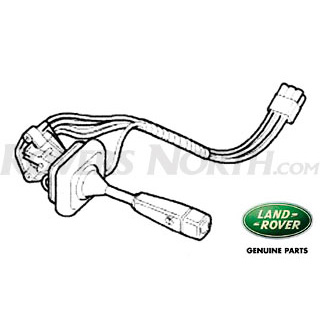 SWITCH WINDSCREEN WIPER/WASHER DEFENDER, RNE514, PRC7370
