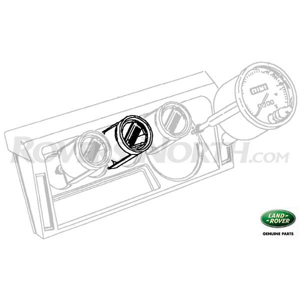 Tachometer 4.0L V-8 EFI Defender 90/110 AMR5724 RNI604