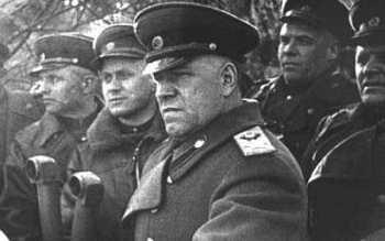 Στρατηγός Ζούκωφ