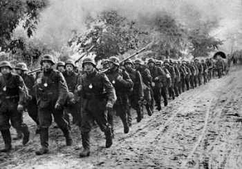 Γερμανοί οδέυουν προς τη Ρωσία