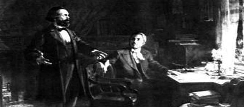 200 χρόνια από την γέννηση του Καρλ Μαρξ