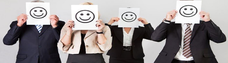 «Τώρα έχει νόημα να χαμογελάμε στην εργασία μας»