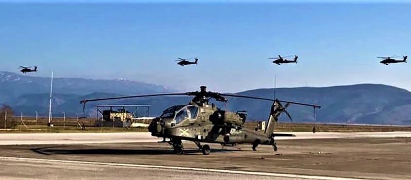 Έφτασε νέα φουρνιά αμερικανικών δυνάμεων στο Στεφανoβίκειο