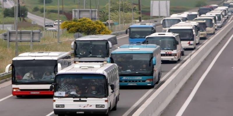 Όλοι οι δρόμοι οδηγούν στο Καβούρι - Πούλμαν για τη συγκέντρωση