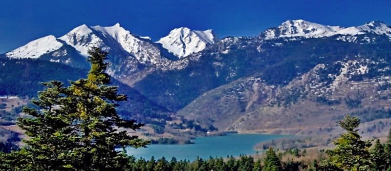 Αιολικά Πάρκα - Καταστροφή των βουνοκορφών των Αγράφων