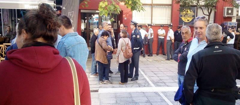 Αναβιώνει το «Συνδικαλιστικό της Ασφάλειας» στο ΕΚ Κατερίνης