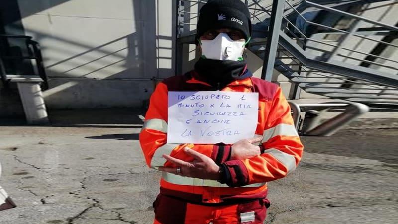 Απεργούν οι Ιταλοί: «Πόσοι περισσότεροι νεκροί για να κλείσουν όλα;»