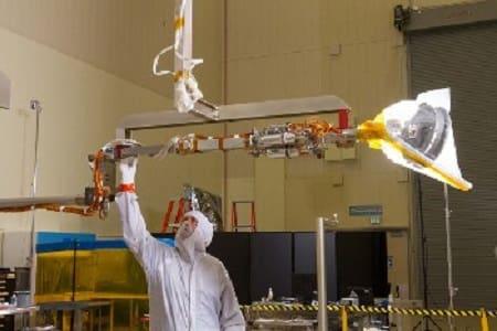 Αποστολή «OSIRIS - REx»: Επιτυχής λήψη δείγματος από τον αστεροειδή Μπενού
