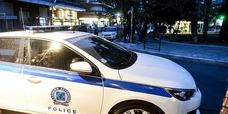 Αστυνομοκρατία στην πλατεία Βαρνάβα στο Παγκράτι