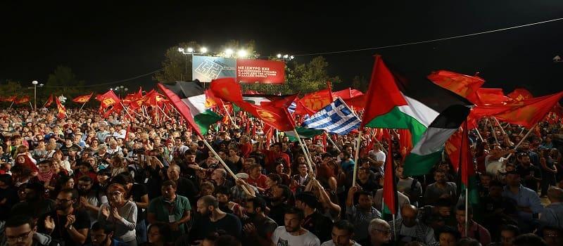 Άχεντ Ταμίμι: Ο καπιταλισμός είναι η αιτία όλων των δεινών