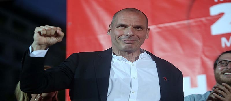 Βαρουφάκης - Από το μνημονιακό «asset» στο «χρήσιμο» κόμμα