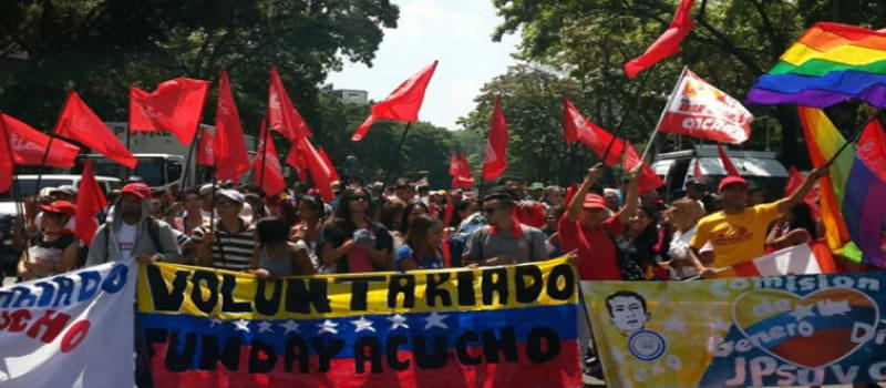 Βενεζουέλα - Έτσι στήθηκε η προβοκάτσια