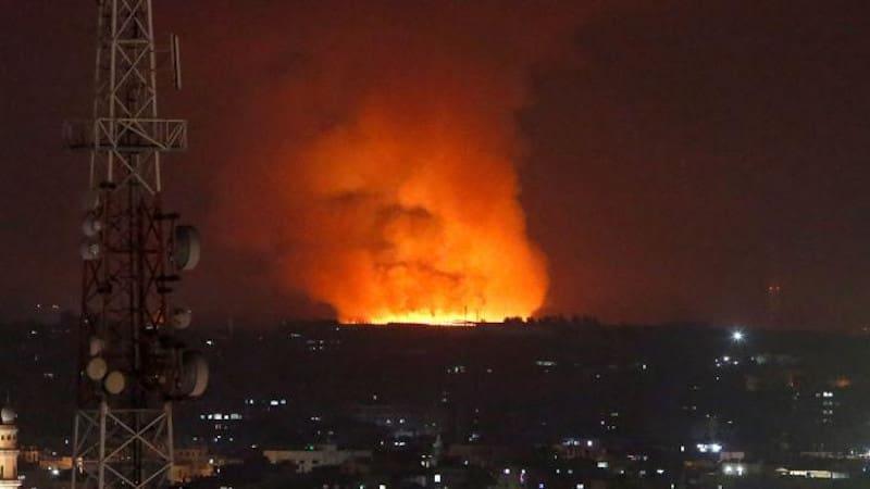 Γάζα: 22 νεκροί από τις δολοφονικές επιδρομές του Ισραήλ