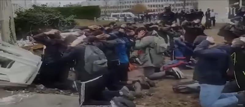 Γαλλία: Αντιμέτωπισαν μαθητές σαν αιχμάλωτους πολέμου